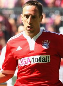 Bayern - United in for Ribery
