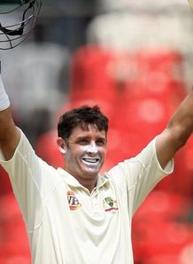 Picture of Michael Hussey