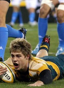 Australia v S Africa: Teams