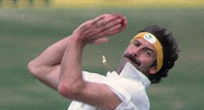 Dennis Lillee: The complete fast bowler