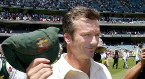 Steve Waugh: world record number of appearances