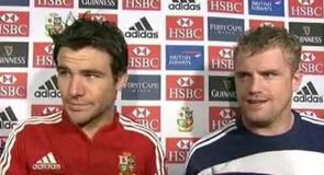 SA v Lions 3rd Test - Phillips & Hearslip