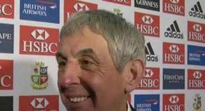 SA v Lions 3rd Test - McGeechan