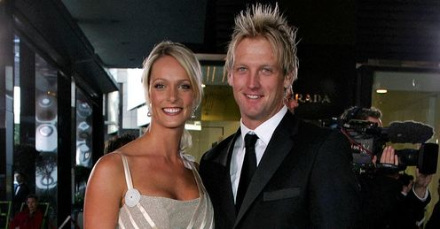 Top ten - Ashes WAGs