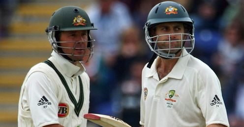 Ponting and Katich: Showed England how it was done
