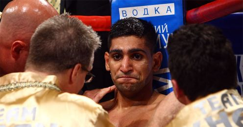 Khan: has found his defensive instincts under Roach and his team