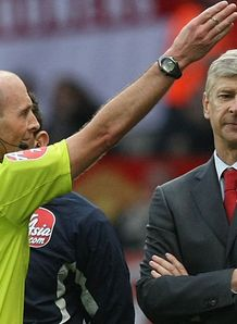 Quotes of the week.  Wenger: Cheated at Old Trafford?  League One blogs.