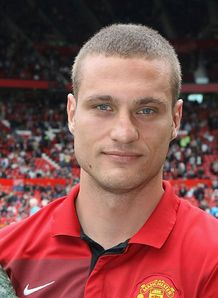 Vidic sights on Euro glory