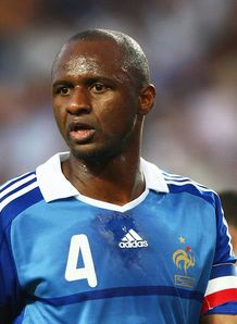 Vieira to have City medical
