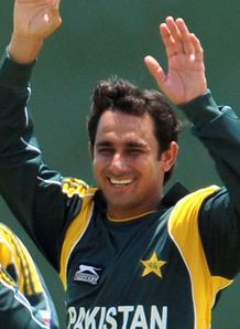 Picture of Saeed Ajmal