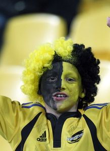 wellington lions fan