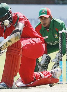 Masakadza tames Tigers