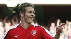Wilshere: would be a surprise call-up