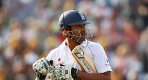 Bopara: in the firing line