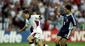 Who could forget Michael Owen's goal in France 98