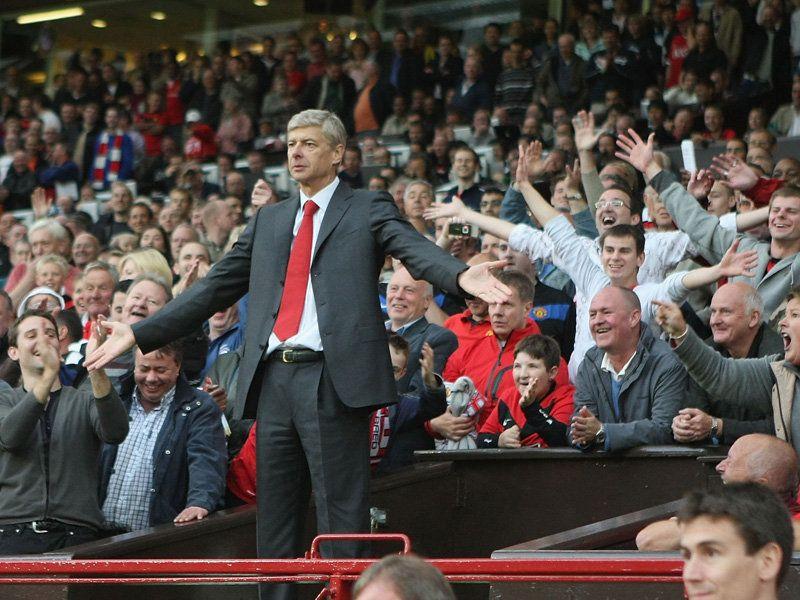 Арсенал намерен нанести Манчестер Юнайтед удар.