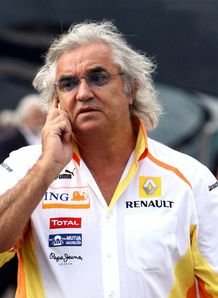 Briatore: I did it for Renault