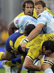 Gonzalo Canale Clermont v Racing