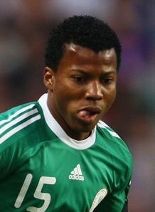 Injury woe for Uche