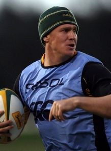 Jean de Villiers training hat