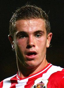 Picture of Jordan Henderson