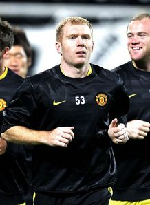 Rooney - Scholes is true great