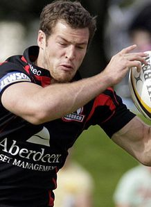 Tim Visser for Edinburgh 2009