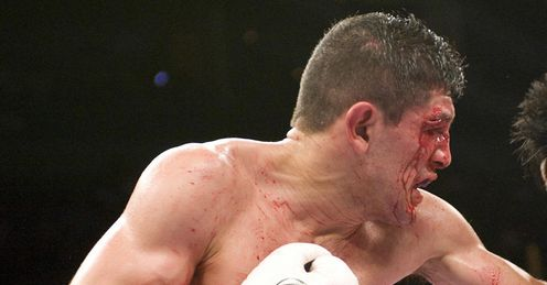 Diaz: where does he go now after a devastating defeat?