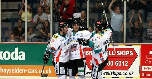 Sheffield Steelers - Stars of the show