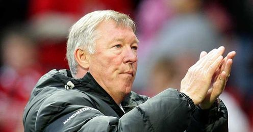 Ferguson: aiming for a third consecutive Champions League final