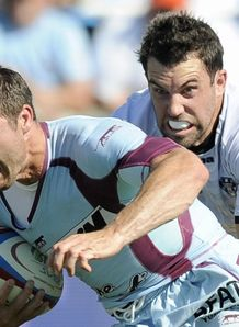 Bourgoin v Brive stock