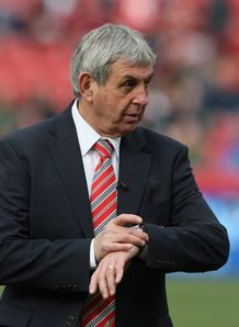 Ian McGeechan calls it time