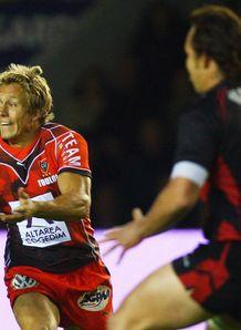 Jonny Wilkinson Toulon v Saracens