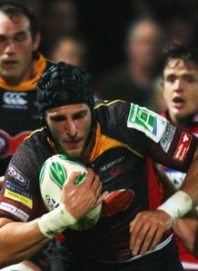 Luke Charteris Dragons