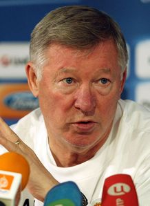 Fergie backs beach ball decision