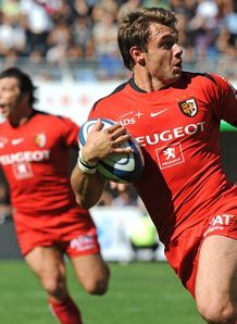 Vinvent Clerc Toulouse Red kit