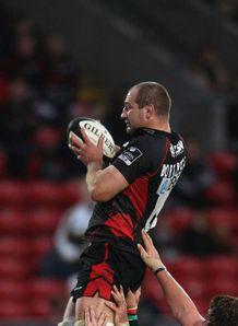 Borthwick unhappy despite win