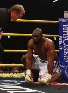 Денни Уильямс собирается закончить карьеру боксера.