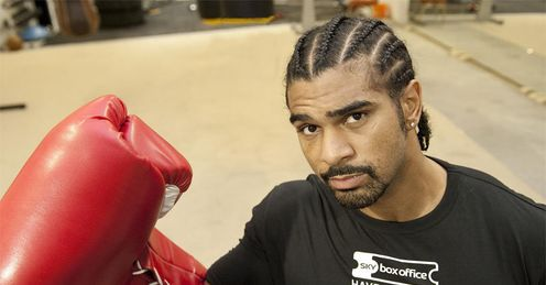 Haye: could light up the heavyweight division, say The Panel