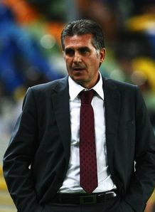 Queiroz role on the line