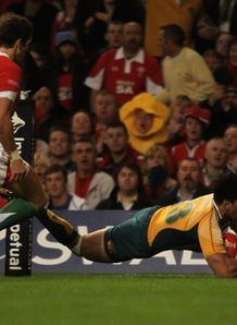Digby Ioane score against Wales