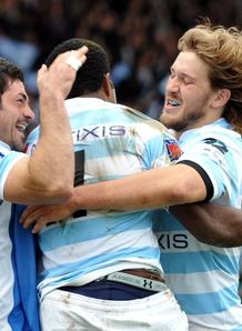 Frans steyn Paris derby win