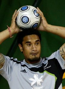 Jerome Kaino with football