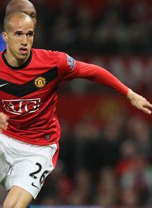 Individual Match Highlights: Gabriel Obertan (Manchester United) vs Everton