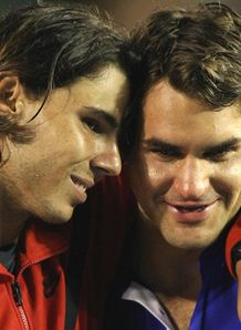 Federer, Nadal remain focused