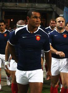 Picture of Thierry Dusautoir