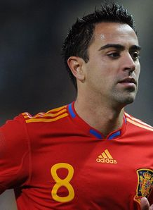 Pep calms Xavi worries