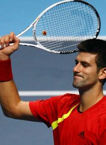 Djokovic - Top two at risk