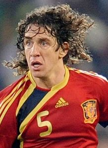 Puyol commits to Spain