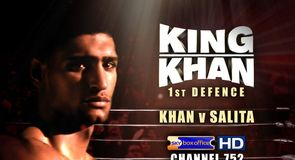 King Khan is here!